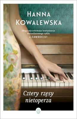 Hanna Kowalewska - Cztery rzęsy nietoperza