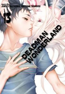 Jinsei Kataoka, Kazuma Kondou - Deadman Wonderland. Tom 13