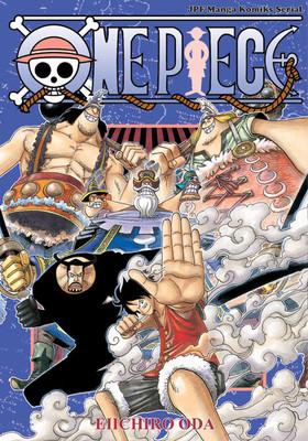 Eiichiro Oda - One Piece. Tom 40