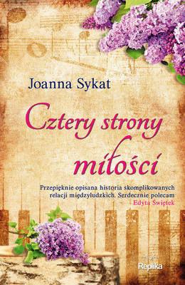 Joanna Sykat - Cztery strony miłości