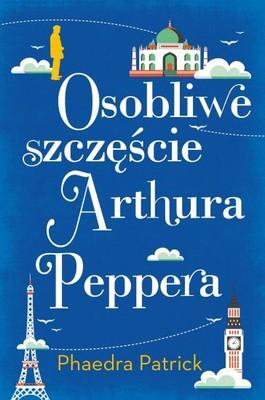 Patrick Phaedra - Osobliwe szczęście Arthura Peppra / Patrick Phaedra - The Curious Charms Of Arthur Pepper