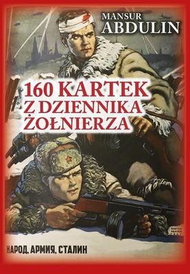 Mansur Abdulin - 160 kartek z dziennika żołnierza