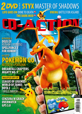 CD-Action 09/2016