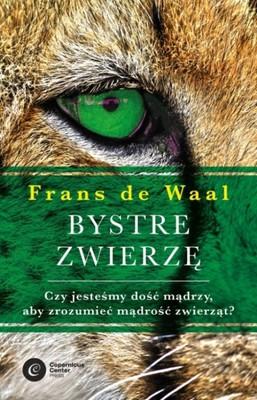 Frans de Waal - Bystre zwierzę. Czy jesteśmy dość mądrzy, aby zrozumieć bystrość zwierząt? / Frans de Waal - Are We Smart Enough to Know How Smart Animals Are?
