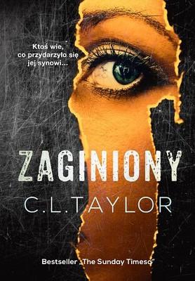 C. L. Taylor - Zaginiony / C. L. Taylor - Savnet