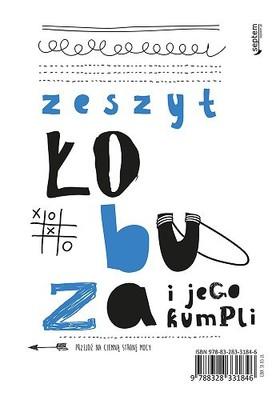 Irena Jarocka, Sebastian Kuffel - Zeszyt łobuza i jego kumpli