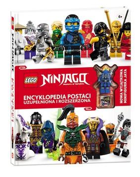 Lego Ninjago. Encyklopedia postaci