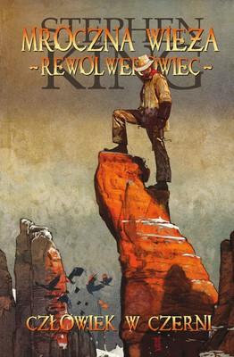 Stephen King - Mroczna Wieża. Tom 10. Człowiek w Czerni