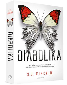 S.J. Kincaid - Diabolika