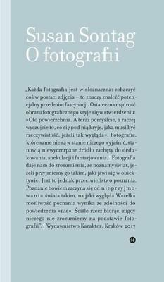 Susan Sontag - O fotografii