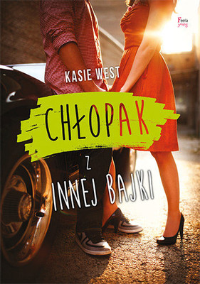 Kasie Head - Chłopak z innej bajki / Kasie Head - The Distance Between Us