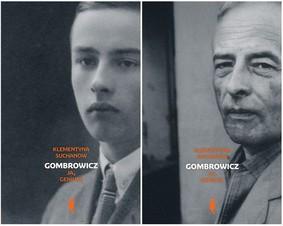 Klementyna Suchanow - Gombrowicz. Ja, geniusz. Tom 1-2