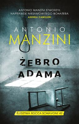 Antonio Manzini - Żebro Adama
