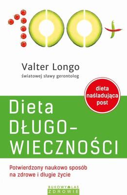 Valter Longo - Dieta długowieczności