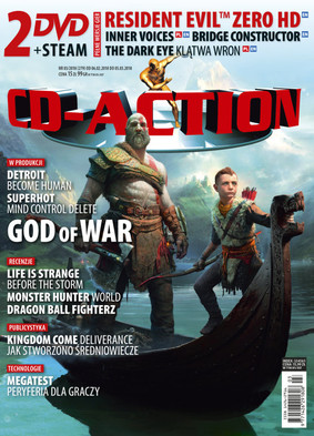 CD-Action 03/2018
