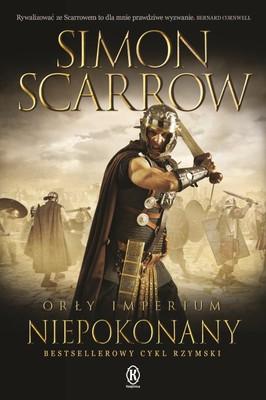 Simon Scarrow - Orły imperium. Tom 15. Niepokonany