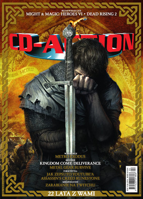 CD-Action 04/2018