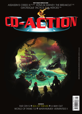 CD-Action 05/2018
