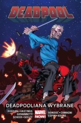 Deadpool. Tom 10. Deadpooliana wybrane