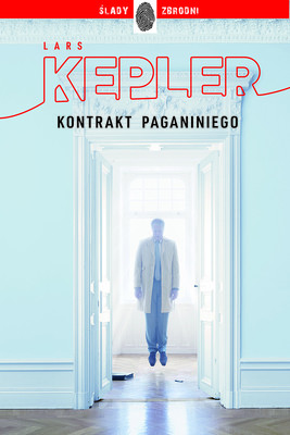 Lars Kepler - Joona Linna. Tom 2. Kontrakt Paganiniego