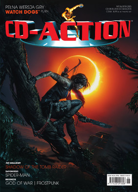 CD-Action 06/2018