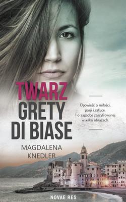 Magdalena Knedler - Twarz Grety di Biase