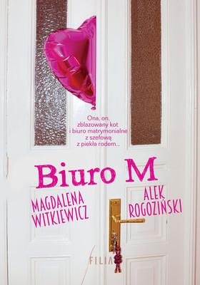 Magdalena Witkiewicz, Alek Rogoziński - Biuro M