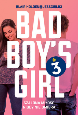 Blair Holden - Bad Boy's Girl. Tom 3