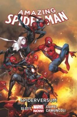 Dan Slott - Amazing Spider-Man. Tom 3. Spiderversum