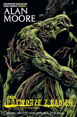 Alan Moore - Saga o Potworze z Bagien. Tom 2