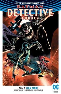 James Tynion IV - Batman. Detective Comics. Tom 3. Liga Cieni