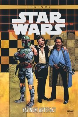 Mike Kennedy - Star Wars Legendy. Yaviński artefakt