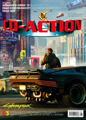 CD-Action 08/2018