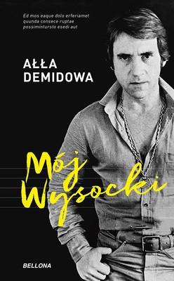 Ałła Demidowa - Mój Wysocki