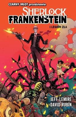 Jeff Lemire - Sherlock Frankenstein. Tom 1