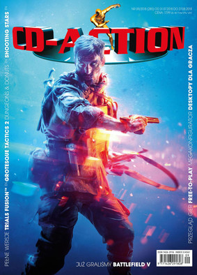 CD-Action 09/2018