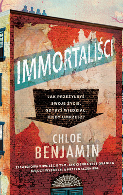 Chloe Benjamin Immortalisci ebook