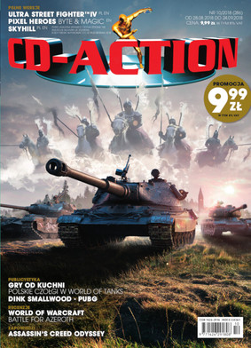 CD-Action 10/2018