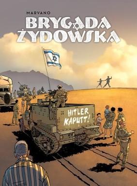 Marvano - Brygada Żydowska. Plansze Europy