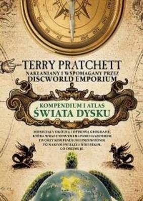 Terry Pratchett - Kompendium i Atlas Świata Dysku