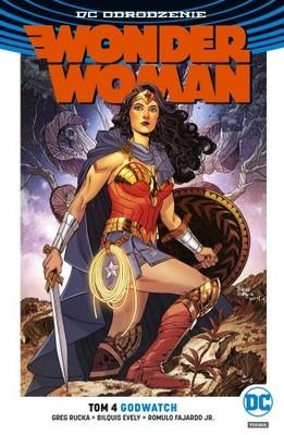 Greg Rucka - Wonder Woman. Tom 4. Godwatch