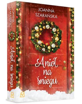 Joanna Szarańska - Anioł na śniegu