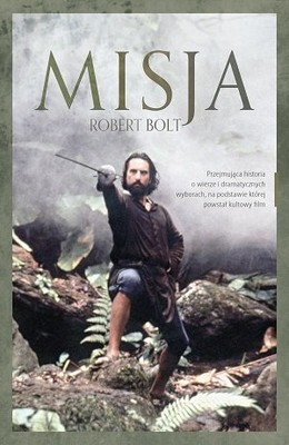 Robert Bolt Misja ebook