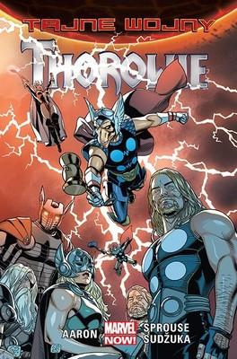 Jason Aaron - Tajne wojny. Thorowie