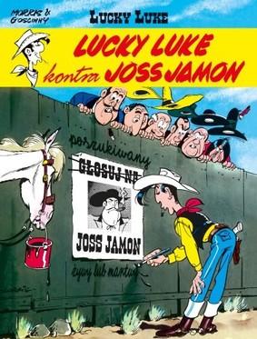 René Goscinny - Lucky Luke kontra Joss Jamon. Lucky Luke. Tom 11