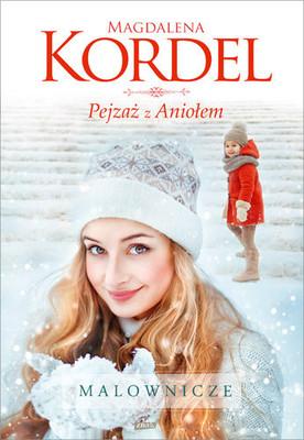Magdalena Kordel - Pejzaż z aniołem