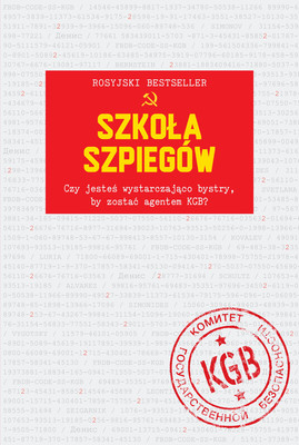 Denis Bukin - Szkoła szpiegów