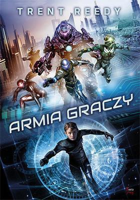 Trent Reedy - Armia graczy / Trent Reedy - Gamer Army