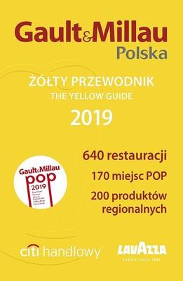 Żółty Przewodnik Gault&Millau 2019