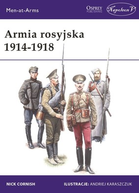 Joe Cornish - Armia rosyjska 1914-1918